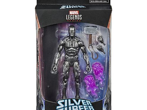 Silver Surfer (with Mjolnir) Marvel Legends Action Figure