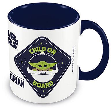 Star Wars: The Child (On Board) Mug