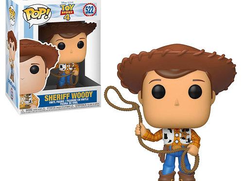 Funko Pop!: Sheriff Woody (Toy Story 4)