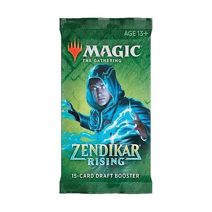 MTG: Zendikar Rising Draft Booster