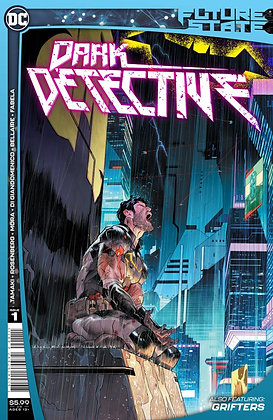 Future State: Dark Detective #1