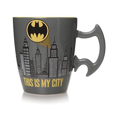 DC: Batman (This Is My City) Mug