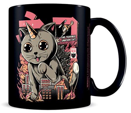 Catzilla Attacks (Ilustrata) Mug