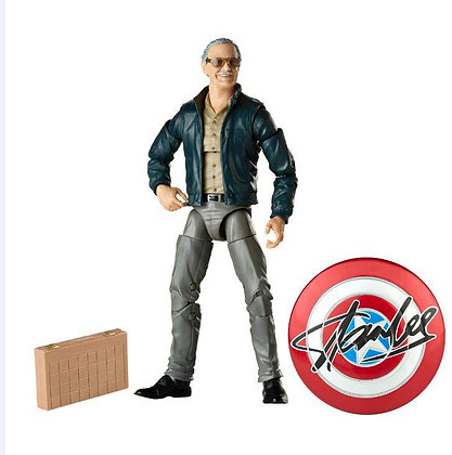 Stan Lee (Marvel Legends) Action Figure