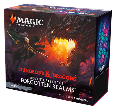 MTG: Adventures in the Forgotten Realms Bundle