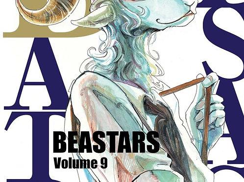 Beastars Vol. 9