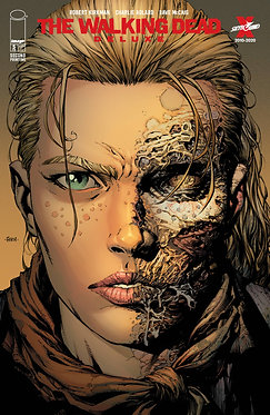 The Walking Dead Deluxe #5 2nd Print