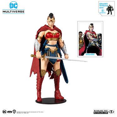 "McFarlane Toys/DC: Wonder Woman (Last Knight on Earth) 7"" Figure"