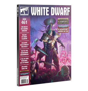 White Dwarf Magazine #461