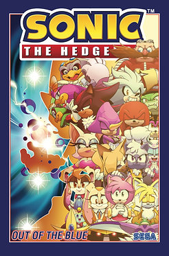 Sonic The Hedgehog Vol. 8: Out of the Blue