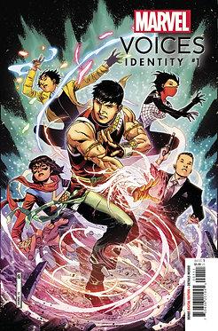 Marvel's Voices: Identity One-Shot