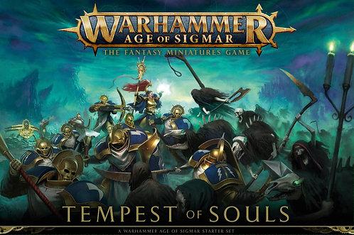 Warhammer Age of Sigmar: Tempest of Souls Starter Set (80-19)