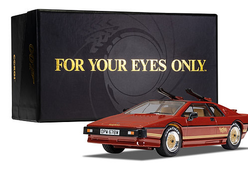 James Bond Lotus Esprit Turbo 'For Your Eyes Only' 1:36 Model by Corgi