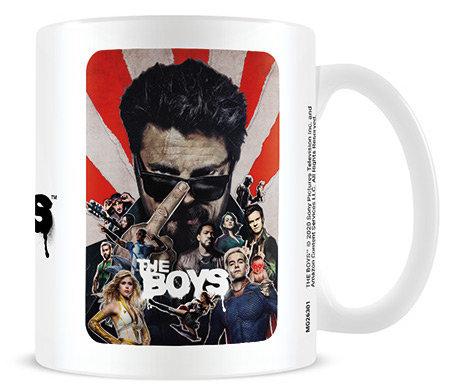 The Boys: Sunburst Mug
