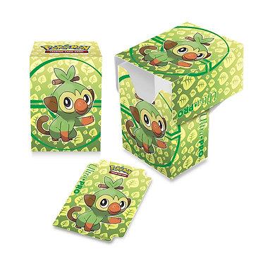 Pokémon Grookey Deck Box (Ultra Pro)