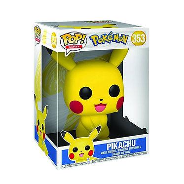"""Pokémon: Pikachu 10"""" Pop! Figure"""
