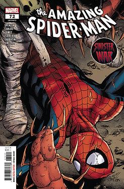 Amazing Spider-Man #72 (Sinister War)