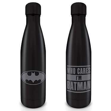 DC: Who Cares I'm Battle Metal Bottle