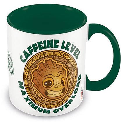 Marvel: Groot (Caffeine Overload) Mug