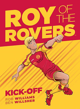Roy of the Rovers Volume 1: Kick-Off