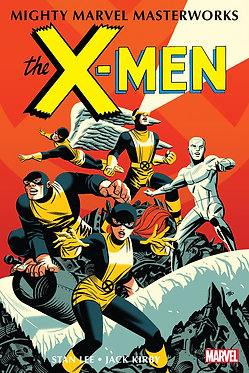 Mighty Marvel Masterworks: The X-Men Vol. 1 - The Strangest Super Heroes of All