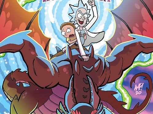 Rick & Morty: Worlds Apart #1