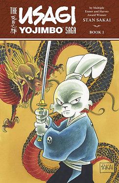 Usagi Yojimbo Saga Vol. 1 (Second Edition)