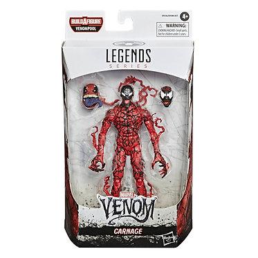 """Marvel Legends: Carnage (Venom) 6"""" Action Figure"""