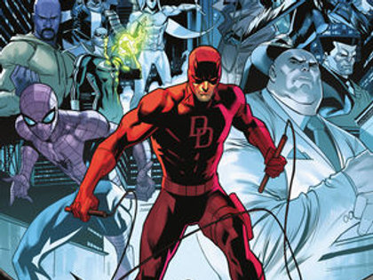 Daredevil 12 Issue Subscription