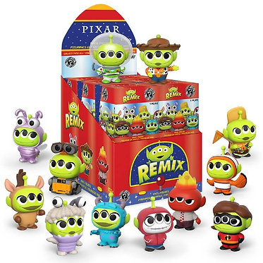 Pixar (Alien in Costume) Funko Mystery Minis