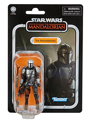 """Star Wars Vintage Collection: The Mandalorian 3.75"""" Figure"""