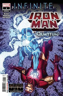 Iron Man Annual #1 (Infinite Destinies)