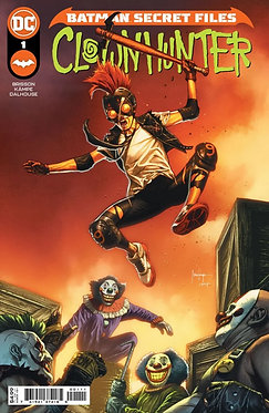 Batman Secret Files: Clownhunter #1 (One-Shot)