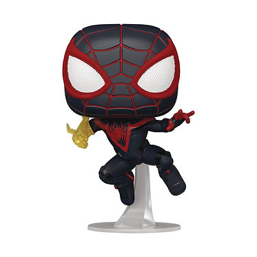 Marvel's Spider-Man: Miles Morales (Classic Suit) Pop! Figure