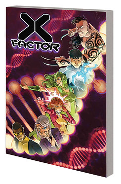 X-Factor by Leah Williams
