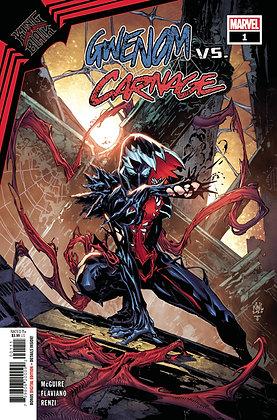 King in Black: Gwenom vs. Carnage #1