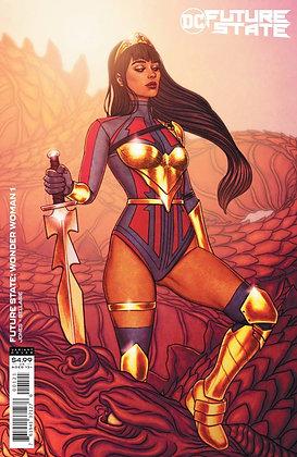Future State: Wonder Woman #1 Jenny Frison Cover