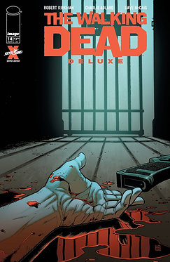 The Walking Dead Deluxe #14 Moore & McCaig Cover
