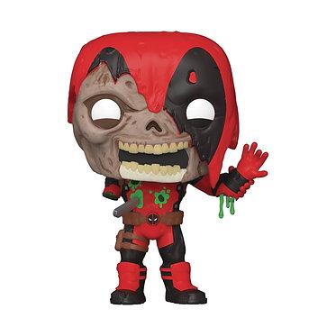 Marvel Zombies: Deadpool Pop! Figure