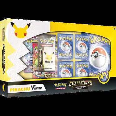 Pokémon TCG: Celebrations Special Collection Pikachu V- Union