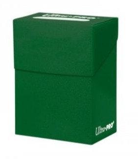 Forest Green Deck Box (Ultra Pro)
