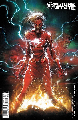 Future State: The Flash #1 Kaare Andrews Cover