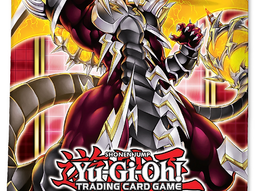 Yu-Gi-Oh!: Blazing Vortex Booster Pack (1st Edition)