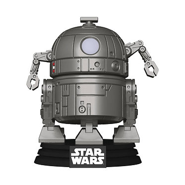 Star Wars: R2-D2 (Ralph McQuarrie Concept) Pop! Figure