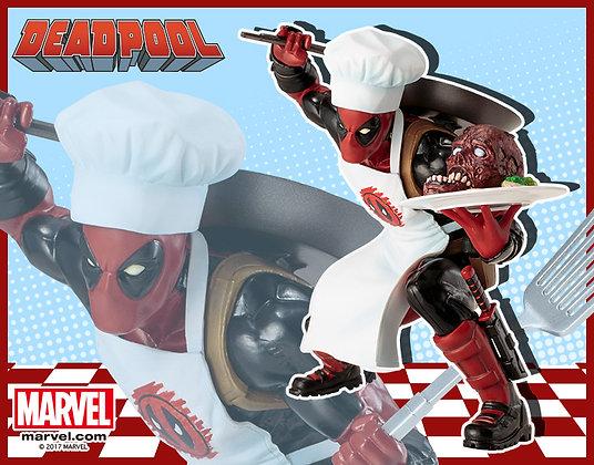 Deadpool (Cooking) Marvel Kotobukiya ArtFX+ Statue