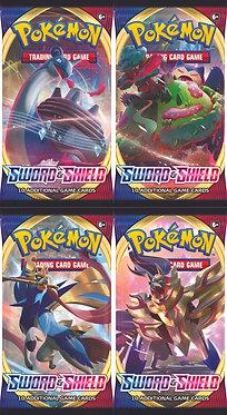Pokémon TCG Sword & Shield (Base Set) Booster Pack