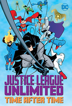 Justice League: Time After Time
