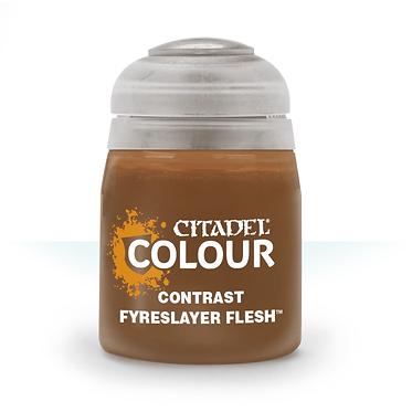 Citadel Contrast:  Fyreslayer Flesh (29-31)