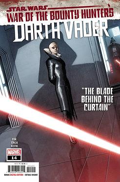 Star Wars: Darth Vader #14 (War of the Bounty Hunters)