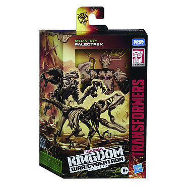 Transformers WFC Kingdom: Paleotrex (Deluxe Class)